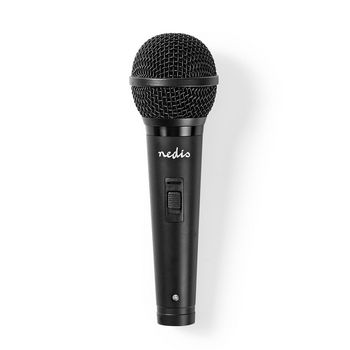 Wired Microphone | -72 dB +/-3dB Sensitivity | 80 Hz - 13 kHz | 5.0 m