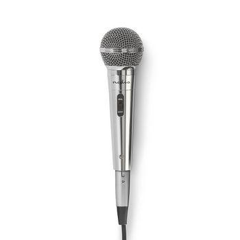 Wired Microphone | -72 dB +/-3dB Sensitivity | 60 Hz - 14 kHz | 5.0 m