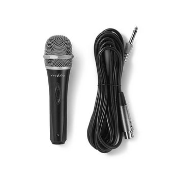 Wired Microphone | -72 dB +/-3dB Sensitivity | 50 Hz - 14 kHz | 5.0 m
