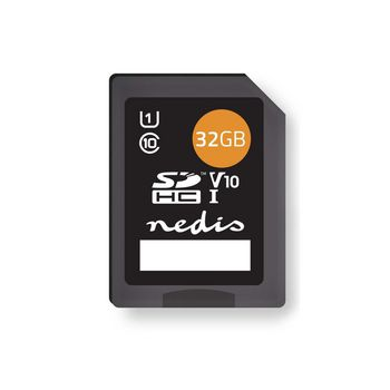 Memory Card | SDHC | 32 GB | Writing up to 80 Mbps | Class 10