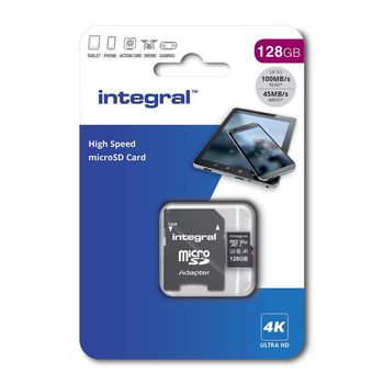 microSDXC / SD Carte mémoire 128 GB |