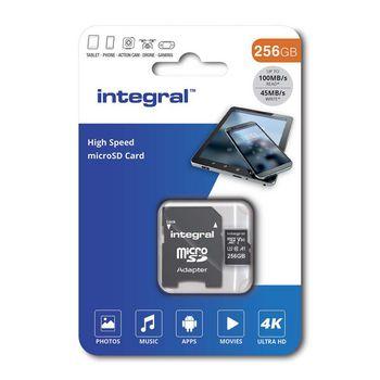 SDXC Speicherkarte 256 GB |