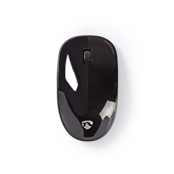 Wireless Mouse | 1000 DPI | 3-Buttons | Black