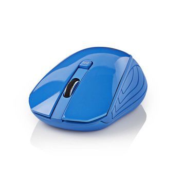 Souris sans fil | 1 000 ppp | 3 boutons | Bleu