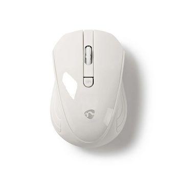 Souris sans fil | 1 000 ppp | 3 boutons | Blanc
