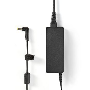 Notebook Adapter 90 W | 5.5 x 1.7 mm | 19 V / 4.74 A | Used for ACER | Power Cord Included