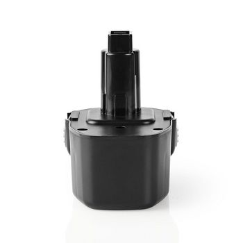 Power Tool Battery | Ni-MH | 14.4 V | 2 Ah | 28.8 Wh | Replacement for Black & Decker