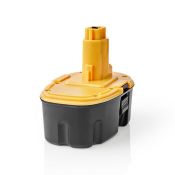 Power Tool Battery | Ni-MH | 18 V | 3.3 Ah | 59.4 Wh | Replacement for Dewalt