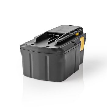 Power Tool Battery | Ni-MH | 15.6 V | 3.3 Ah | 51.48 Wh | Replacement for Festool