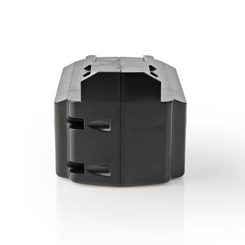 Power Tool Battery | Li-Ion | 18 V | 4 Ah | 72 Wh | Replacement for Festool