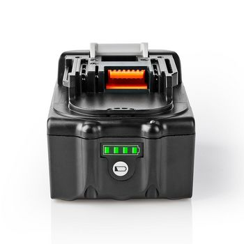 Power Tool Battery | Li-Ion | 18 V | 4 Ah | 72 Wh | Replacement for Makita