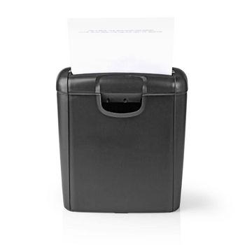 Trituradora de papel A4 de 10 L