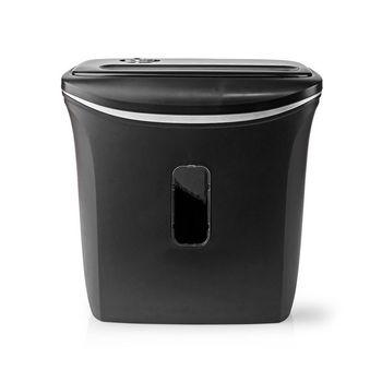 A4 Papierversnipperaar | Capaciteit 12 Liter | Beveiliging DIN-P4