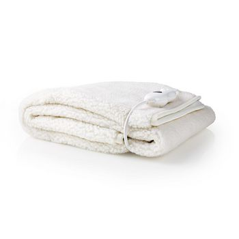 Electric Blanket | Under-Blanket | 150 x 80 cm | 3 Heat Settings | Indicator Light | Overheat Protection