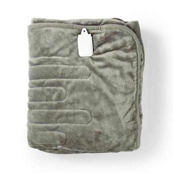Heizzudecke | 180 x 130 cm | 9 Heizstufen | Anzeigelampe | Überhitzungsschutz