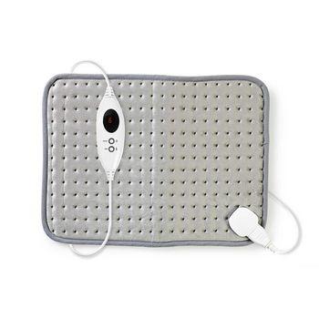 Heating Pad | 42 x 32 cm | 6-Heat Settings | Digital Control | Overheat protection