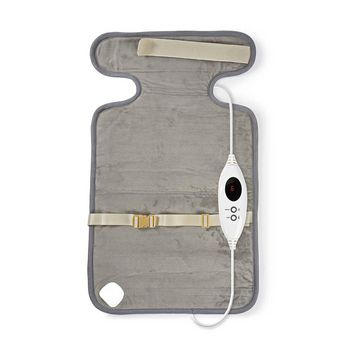 Heating Pad | 38 x 65 cm | 6-Heat Settings | Digital Control | Overheat protection