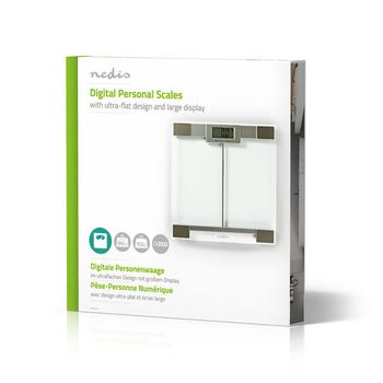 Personal Scales Digital | Tempered Glass