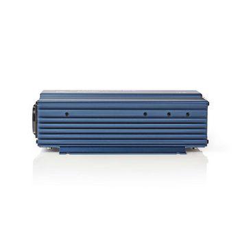 Power Inverter Pure Sine Wave | 24 V DC - 230 V AC | 600 W | 1x Schuko Output