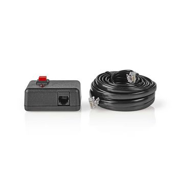 Power Inverter Remote Control | for Nedis Pure Sine Inverters | Cable 5.00 m