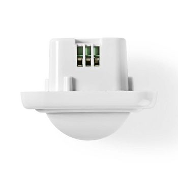 Motion Detector | 2 or 3-Wire Installation | Adjustable Time, Ambient Light and Sensitivity Settings
