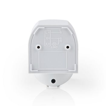 Motion Detector | Outdoor | Time and Ambient Light Settings | 3-Wire Installation
