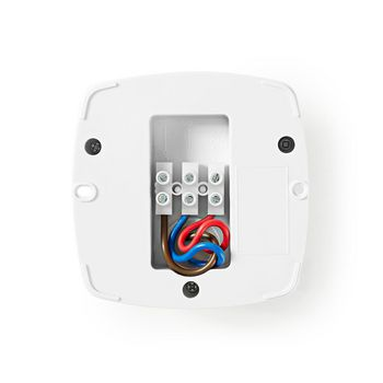 Motion Detector | Outdoor | 3-Wire Installation | Adjustable Time, Ambient Light and Sensitivity Settings