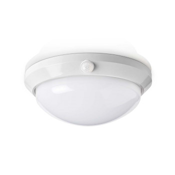 LED Ceiling Light with Sensor and Backup Battery | 16 W | Safety Light 3-Hour | Outdoor - IP54