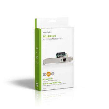 Network Card | RJ45 to PCI | 1 Gigabit