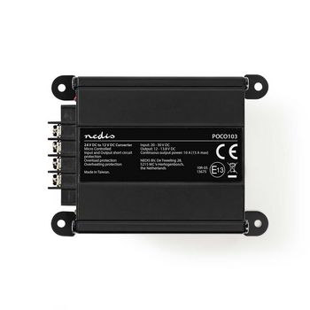 Power Converter | 24 V DC - 12 V DC | 10 A Output
