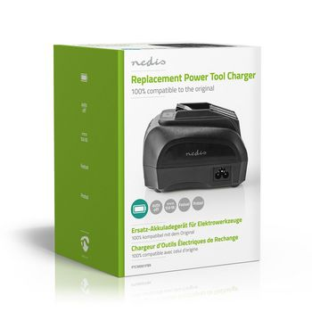 Power Tool Charger | Battery Output 10.8 - 18 V DC | Festool and Protool