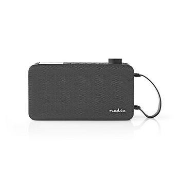 Digitale DAB+ radio | 12 W | FM | Bluetooth® | Zwart / zwart