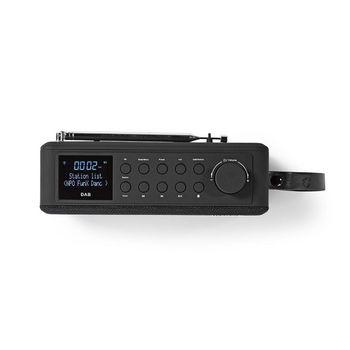 Radio DAB+ digitale   12 W   FM   Bluetooth®:   Nero/Nero