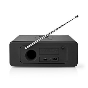 Internet Radio | Table Design | Bluetooth® / Wi-Fi | FM / Internet | 2.4 "