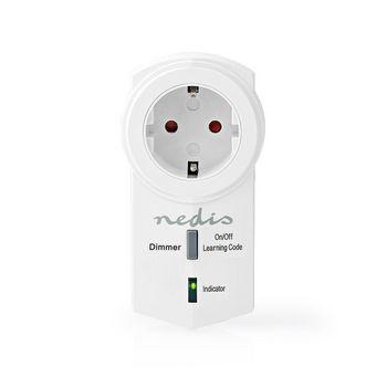 RF Okoscsatlakozó | Szabályozható | Schuko F típus | 300 W