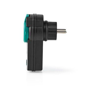 RF Smart Stekker | Outdoor IP44 | Dimbaar | Schuko Type F | 300 W