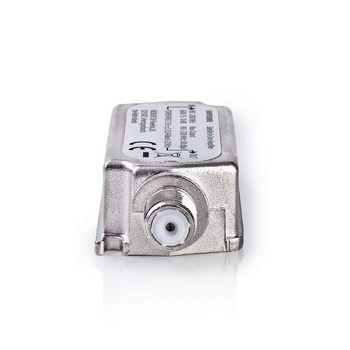 Satellite In-Line Amplifier | 950 - 2300 MHz | Max 18 dB gain | Power Pass: 15V
