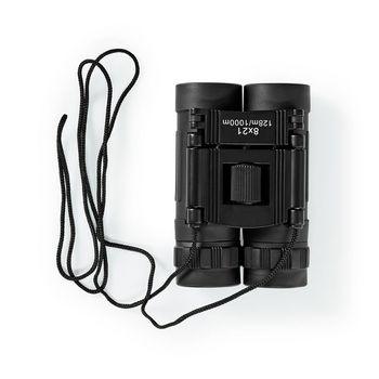Kikkert | Forstørrelse: 8 | Linsediameter: 21 mm | Okularmanchet: 10,5 | Synsfelt: 128 m |