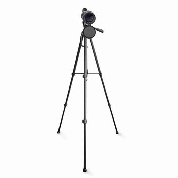 Spotting Scope | Magnification: 20-60 | Objective Lens Diameter: 60 mm | Eye Relief: 13.0 | Field of View: 38 m | Tripod 156 cm