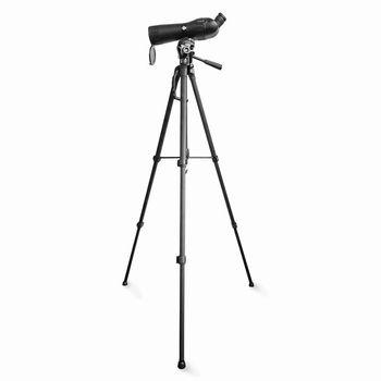 Lunette de Pointage | Agrandissement : 20 - 60 | Diamètre de l'objectif : 60 mm | Dégagement Oculaire : 13,0 | Angle de Vue : 38 m |Tripod 156cm