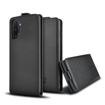 Flip Case for Samsung Galaxy Note 10 Plus | Black