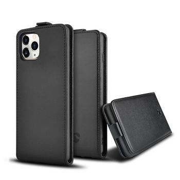 Custodia Pieghevole per Apple iPhone 11 Pro Max | Nero