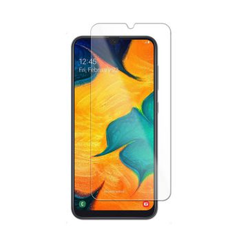 Glass Screen Protector for Samsung Galaxy A40   2.5D Rounded Edge   Transparent