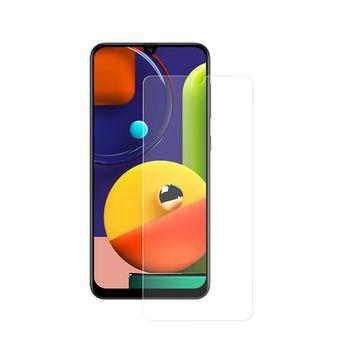 Protecteur d'Écran en Verre pour Samsung Galaxy A50S | Arête 2.5D Arrondie | Transparent