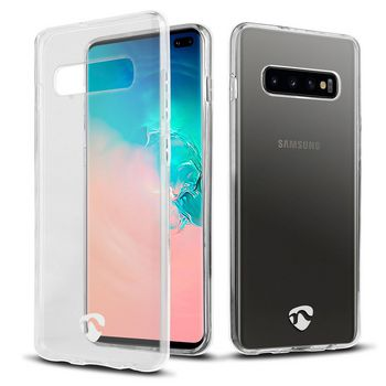 Jelly Case for Samsung Galaxy S10 | Transparent