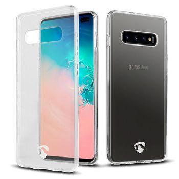 Skal med Gel för Samsung Galaxy S10 Plus | Transparent