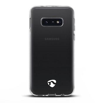 Gel-Deksel for Samsung Galaxy S10 Lite | Gjennomsiktig