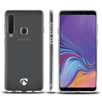 Sehr Weiche Schutzhülle für Samsung Galaxy A9 2018 | Transparent