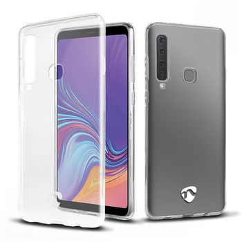 Jelly Case voor Samsung Galaxy A9 2018 | Transparant