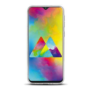 Gelové Pouzdro pro Samsung Galaxy M20 | Průhledné